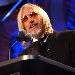 Tom Petty, Rock and Roll Hall of Fame Induction Ceremony 2002