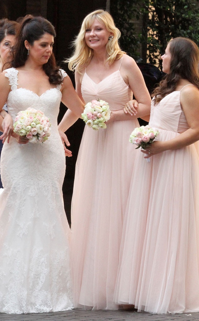 Kirsten Dunst, Bridesmaid