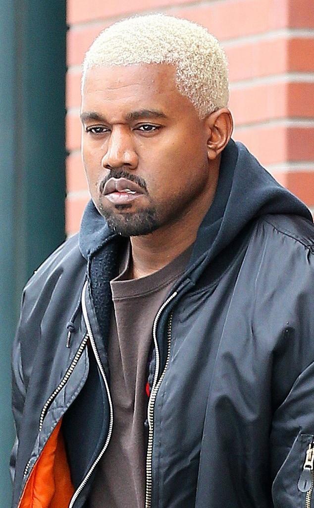 ESC: Kanye West, Blonde Kardashians