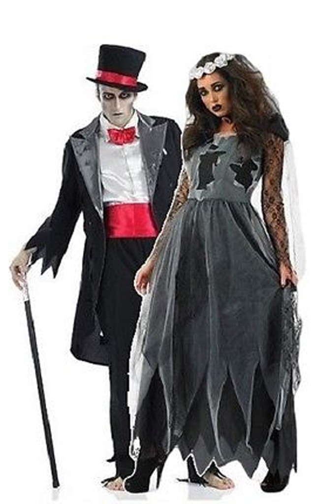 Corpse Bride U0026 Groom From 31 Genius Couples Halloween ...