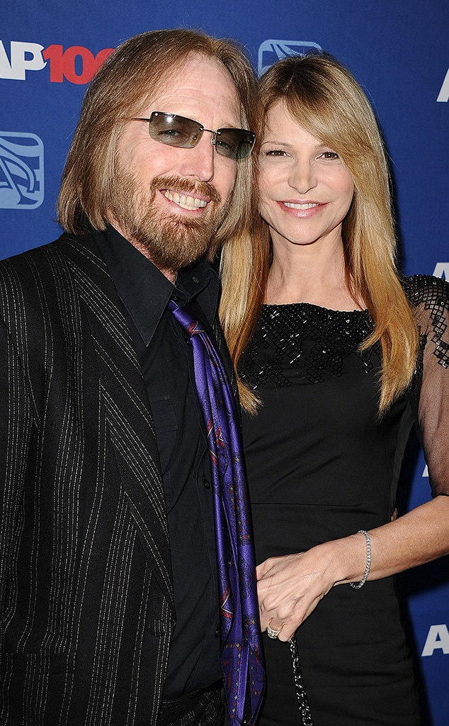 dana york from tom petty a life in pictures e news