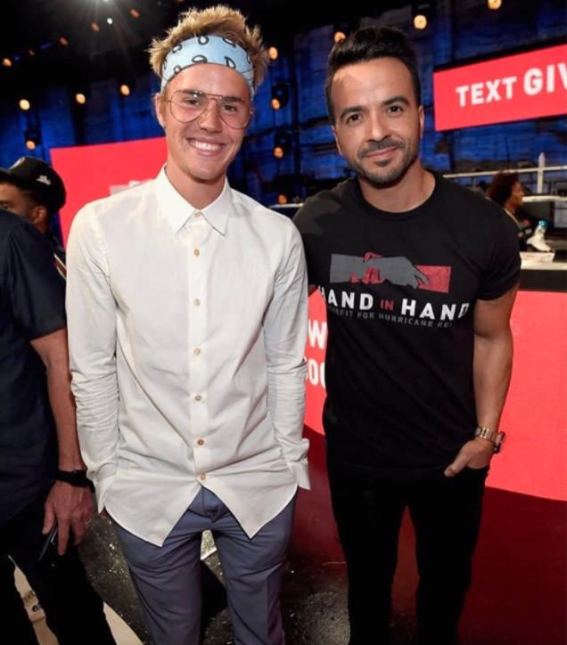 Justin Bieber, Luis Fonsi