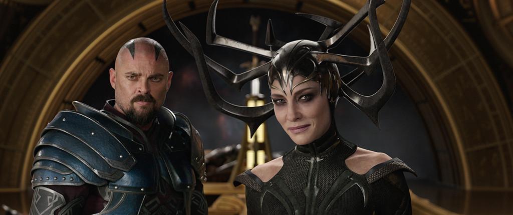 Cate  Blanchett, Thor Ragnarok