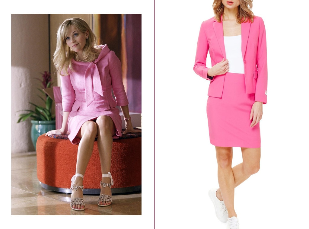 Elle Woods From Iconic Halloween Costume Items You Can Wear ...