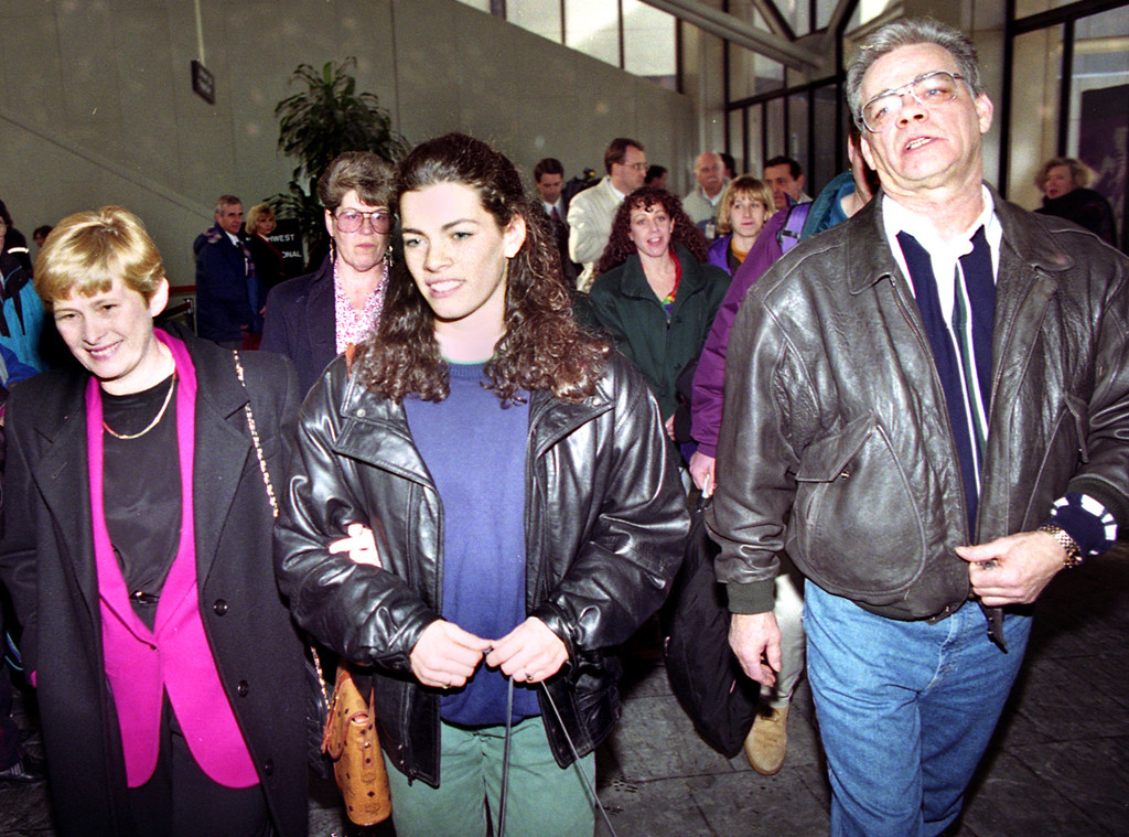 Nancy Kerrigan, Brenda Kerrigan, Dan Kerrigan