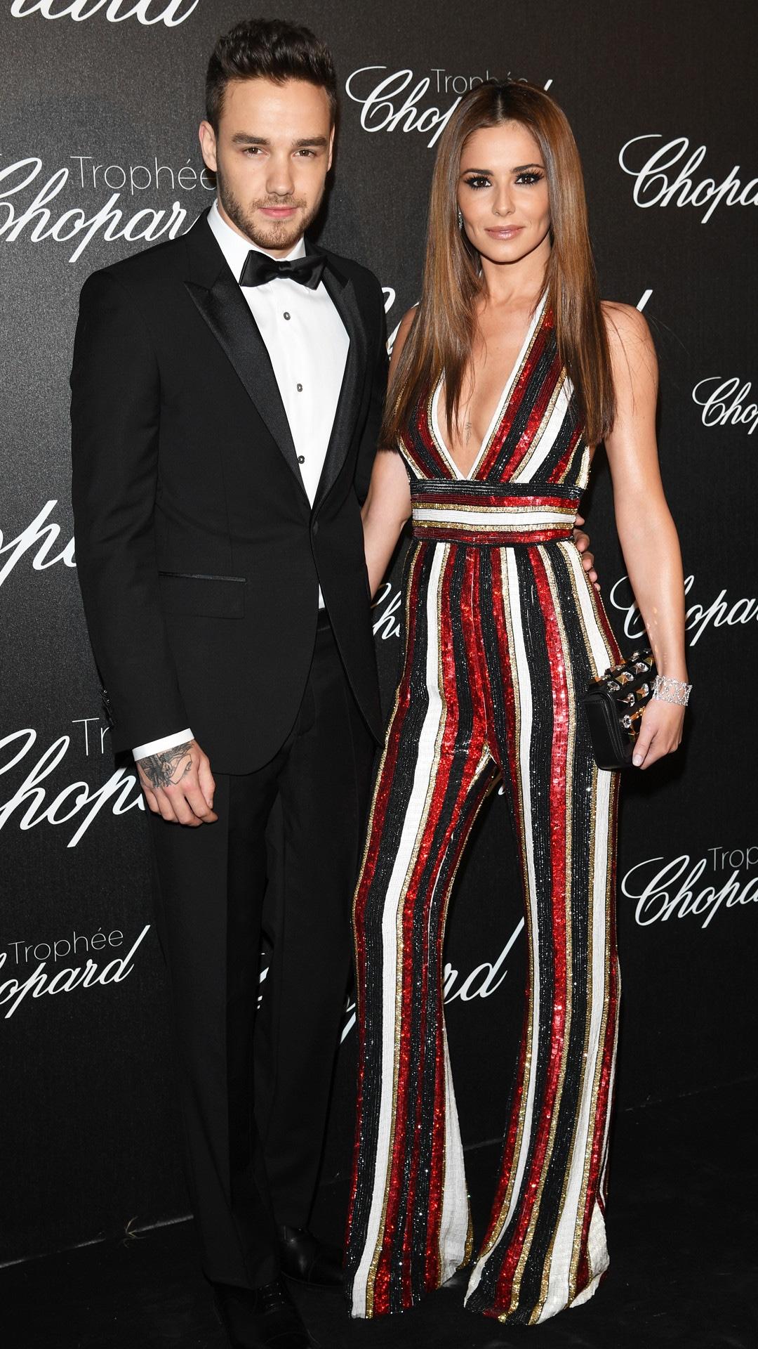 Cheryl Fernandez-Versini, Liam Payne, Cannes 2016