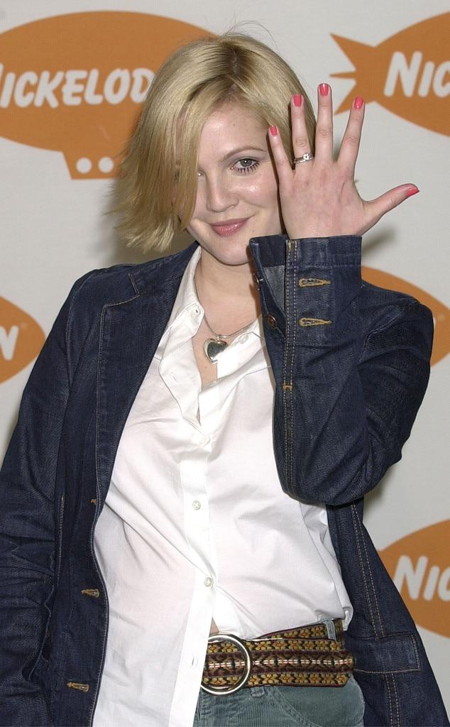 Drew Barrymore 2001