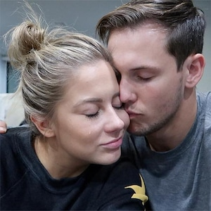 Shawn Johnson, Andrew East, Miscarriage, YouTube