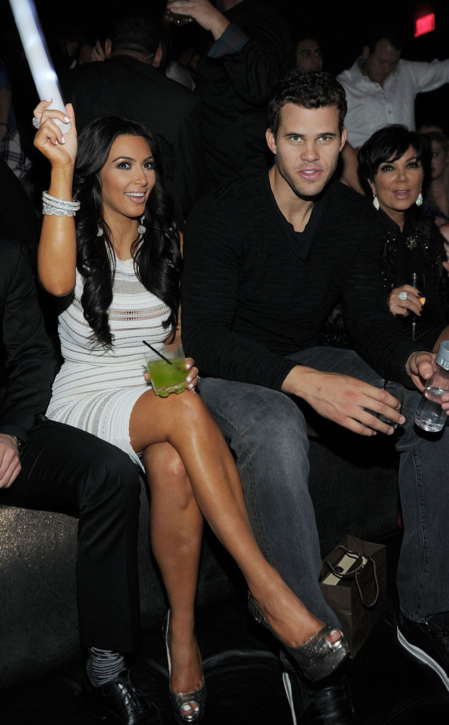 Kim Kardashian, Kris Humphries, Birthday 2011