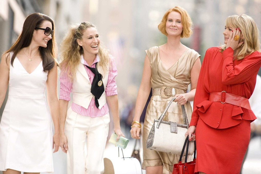 Sex and the city movie uk