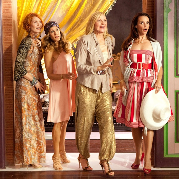 Outfits From Sex And The City Movie