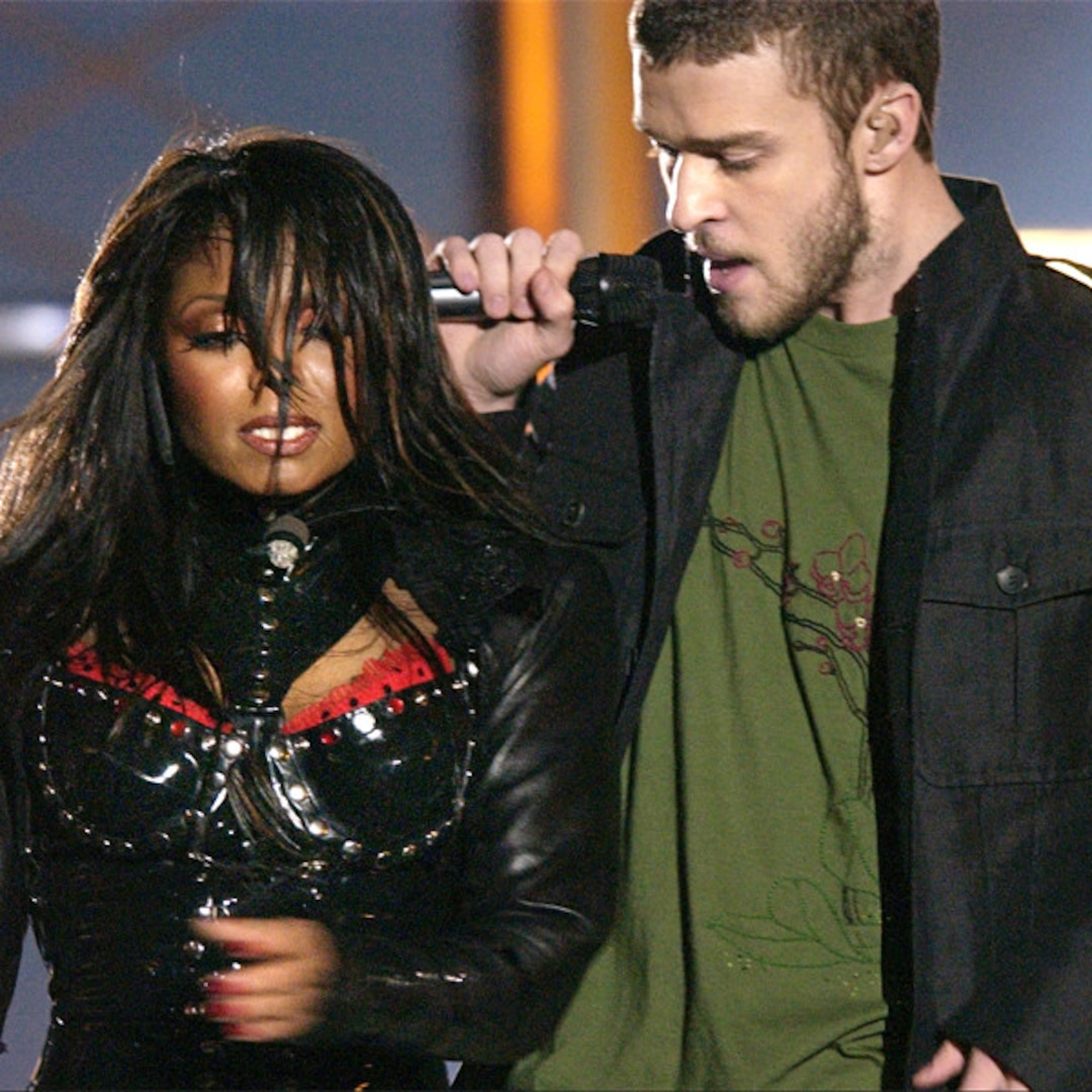 Inside Janet Jackson's Notorious Tremendous Bowl Wardrobe Malfunction and Its Even Extra Sophisticated Aftermath – E! On-line