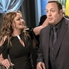 Kevin Can Wait, Leah Remini, Kevin James