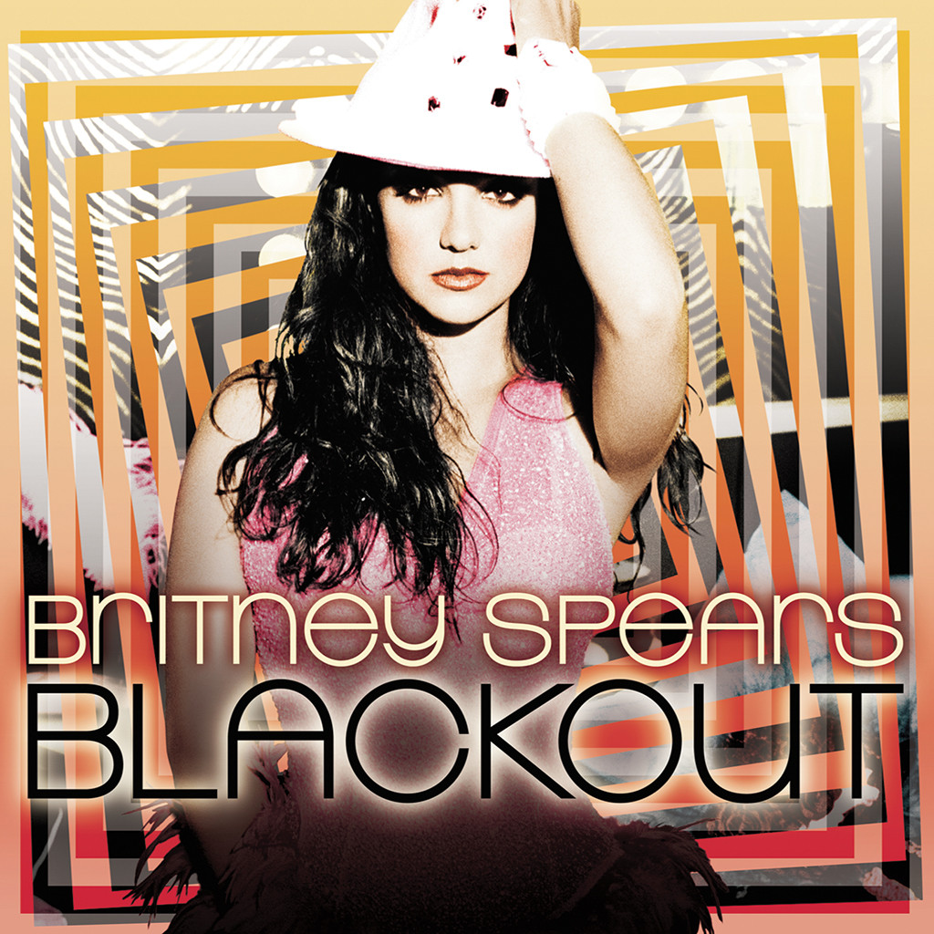 Britney Spears, Blackout Album Cover