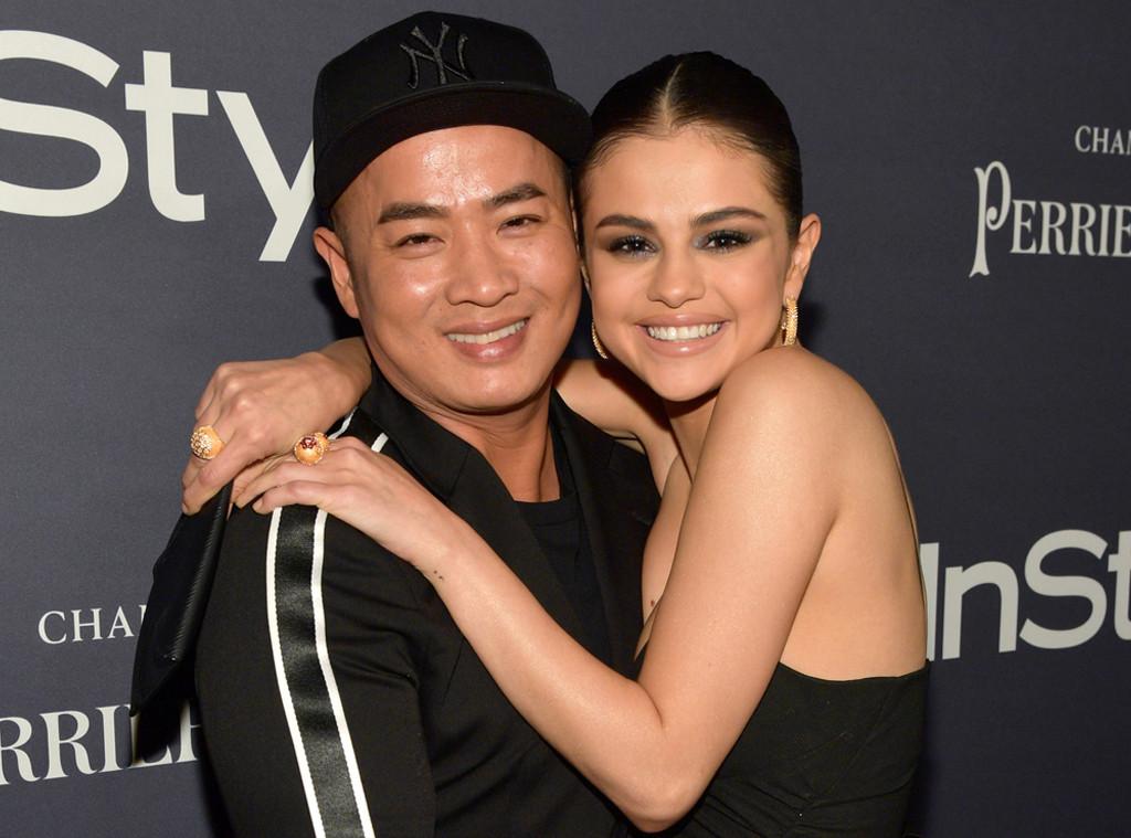 Hung Vanngo, Selena Gomez, InStyle Awards