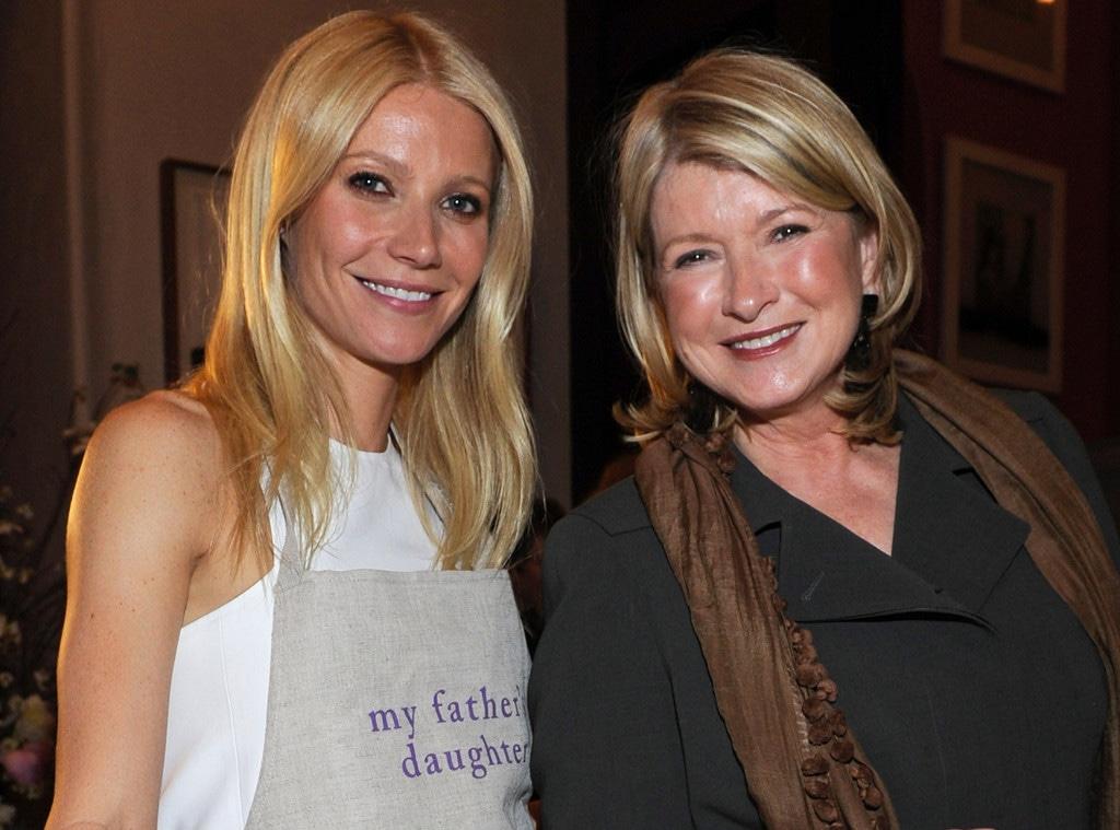 Gwyneth Paltrow, Martha Stewart