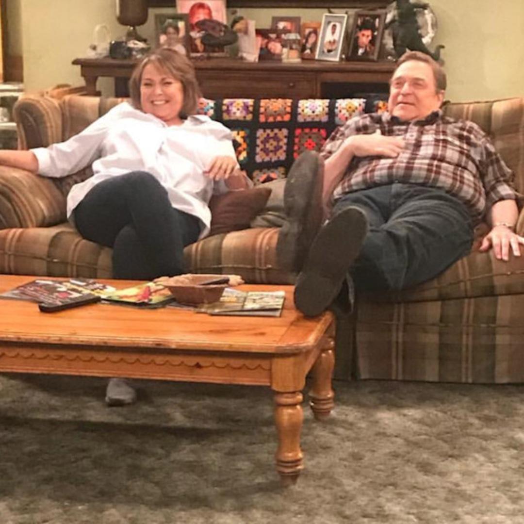 Roseanne Returns On ABC Bulls! - YouTube