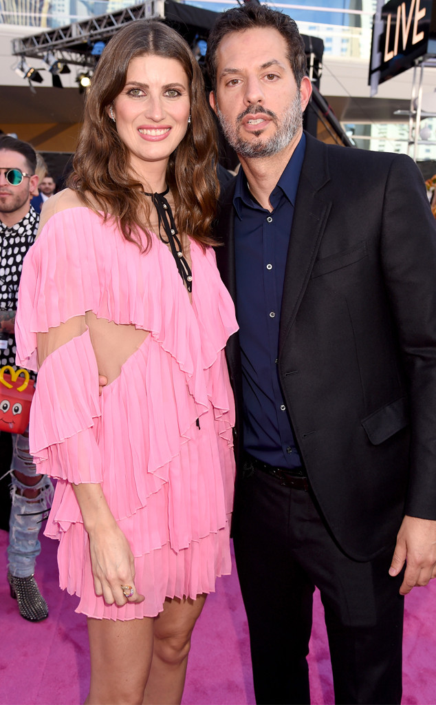 Michelle Alves, Guy Oseary