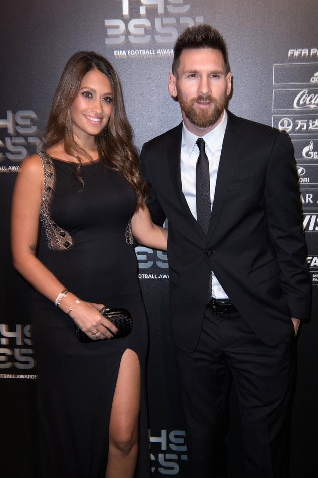 Messi, Antonela Roccuzzo