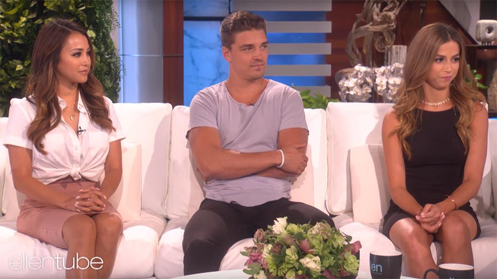 Dean Unglert, Kristina Schulman, Danielle Lombard, The Ellen DeGeneres Show