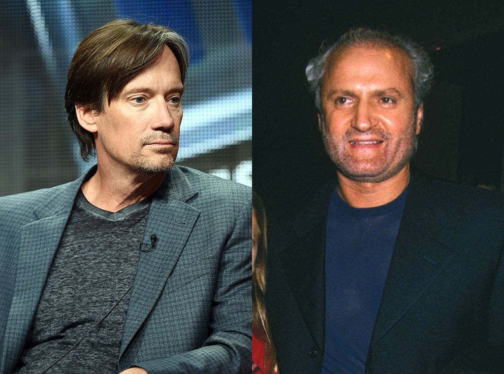 Kevin Sorbo, Gianni Versace