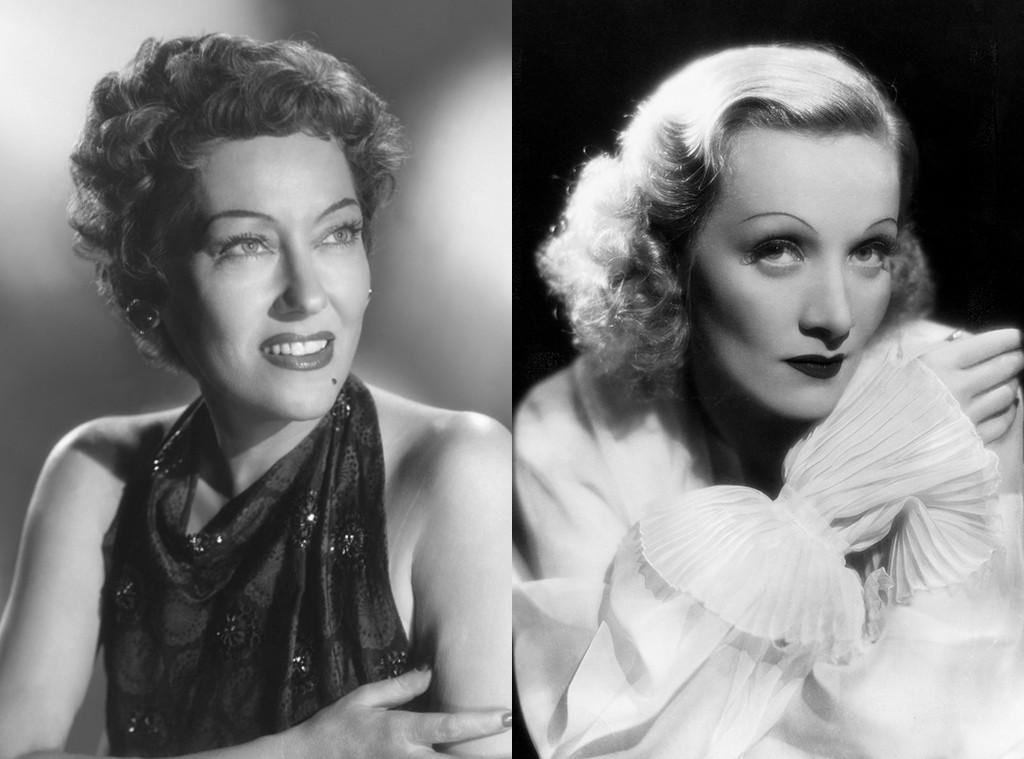 Gloria Swanson, Marlene Dietrich