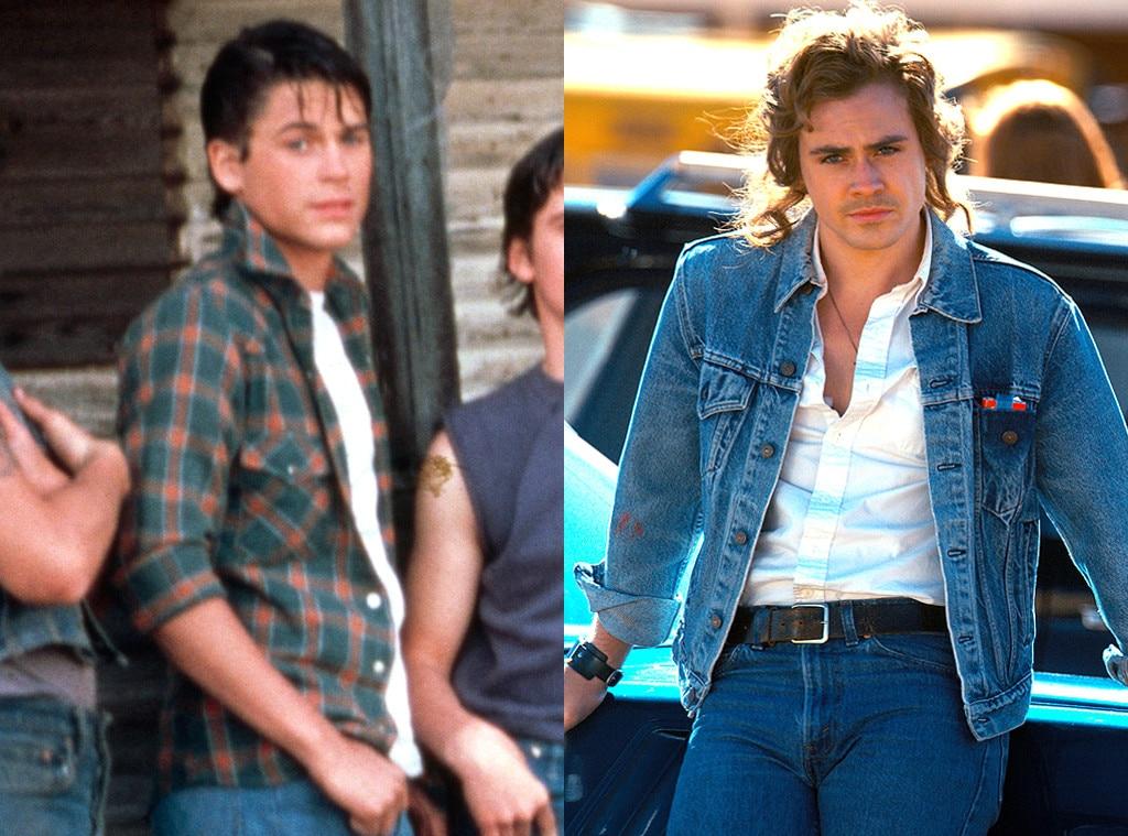Bad Boy Billy from Stranger Things Season 2 Fashion Secrets