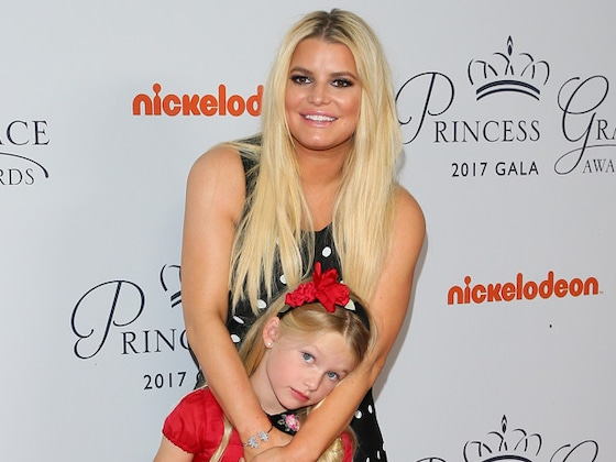 Inside Jessica Simpson's Picture-Perfect Mommy World