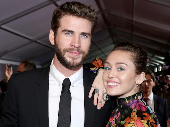"Miley Cyrus Dishes on FaceTime ""Cybersex"" With Liam Hemsworth"