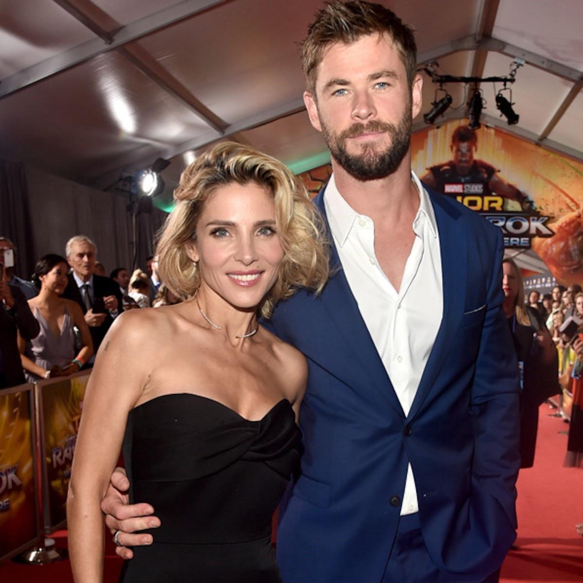 Chris Hemsworth et Elsa Pataky attendent un deuxième enfant