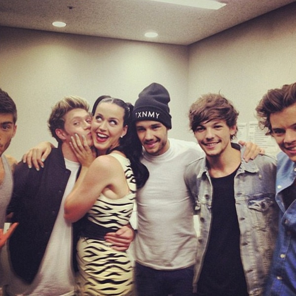 Niall Horan, Katy Perry, One Direction