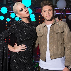 Niall Horan, Katy Perry