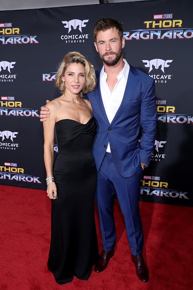 Elsa Pataky chris hemsworth wife