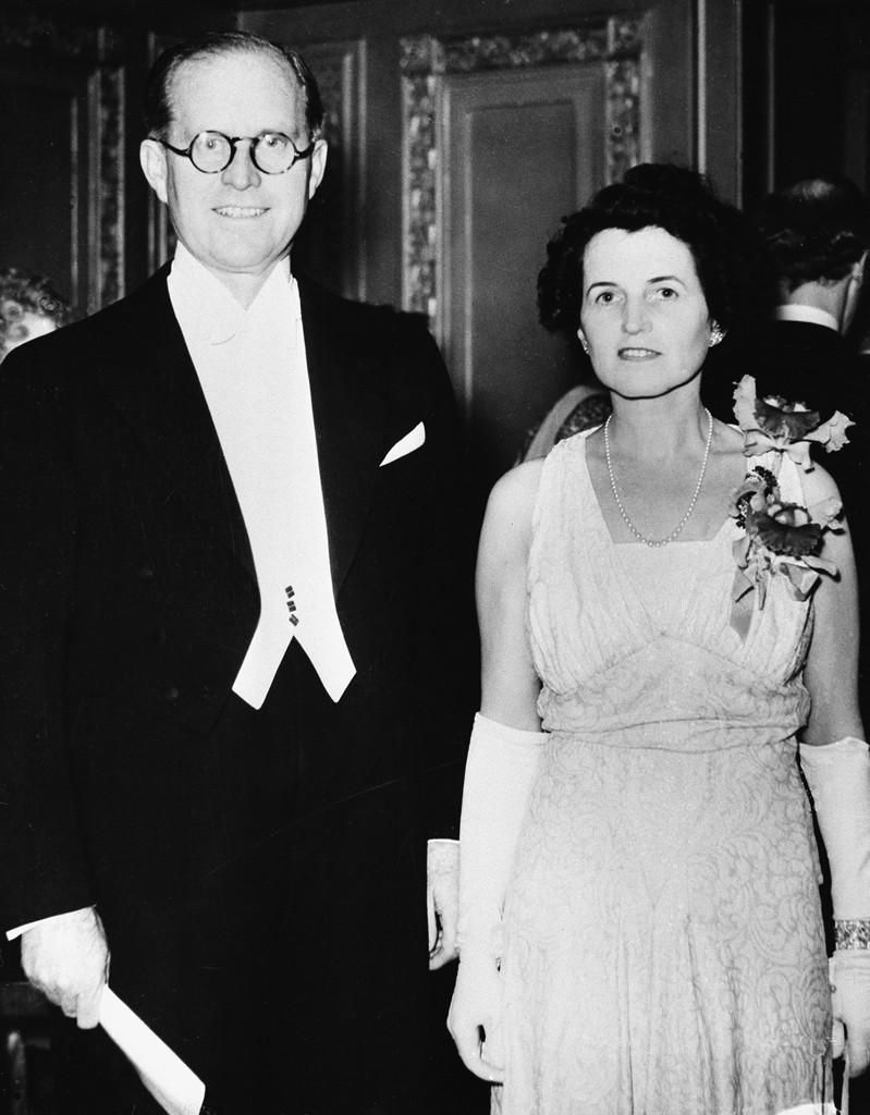 Joseph Kennedy, Rose Kennedy