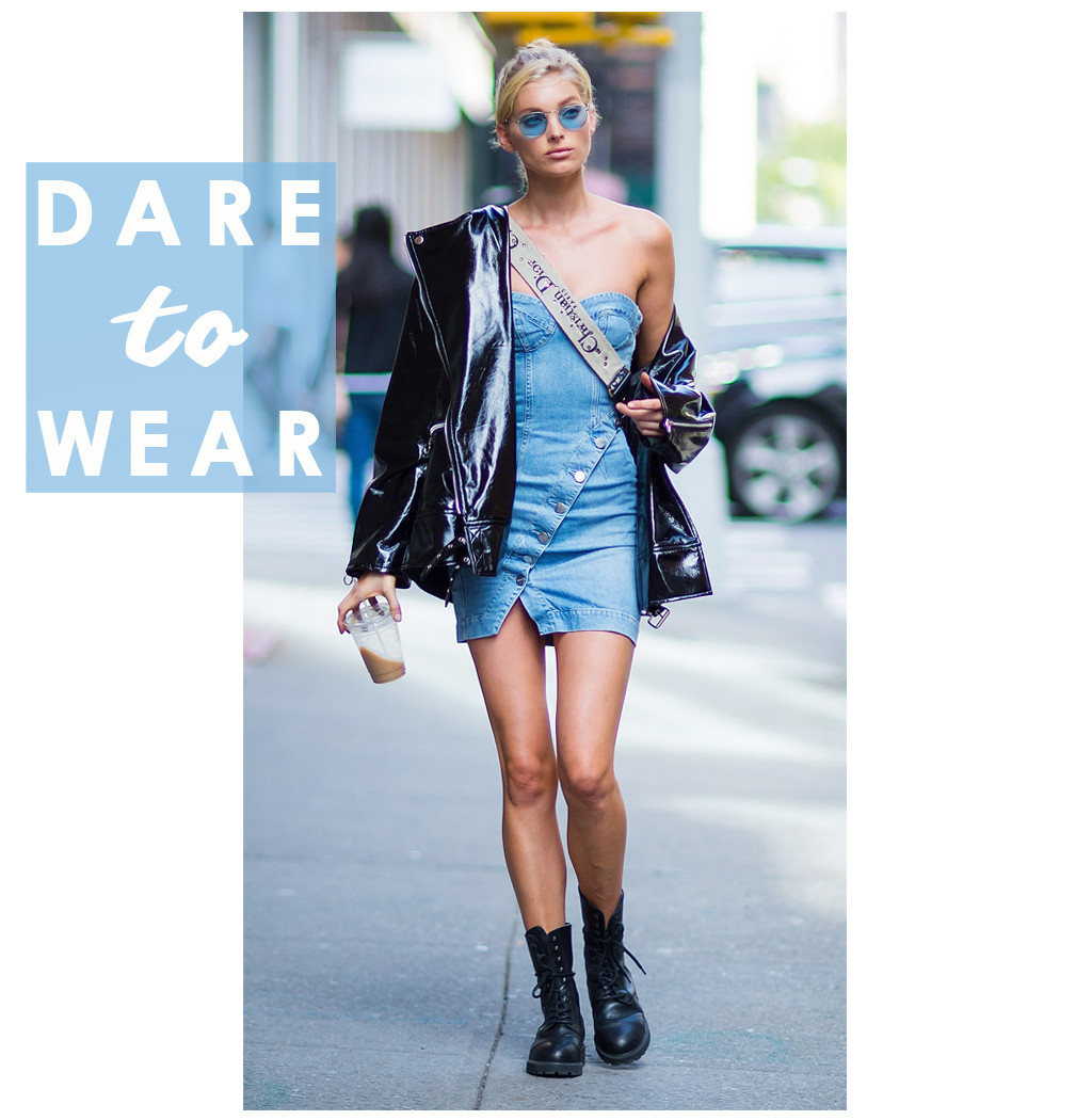 ESC: Dare to Wear, Elsa Hosk