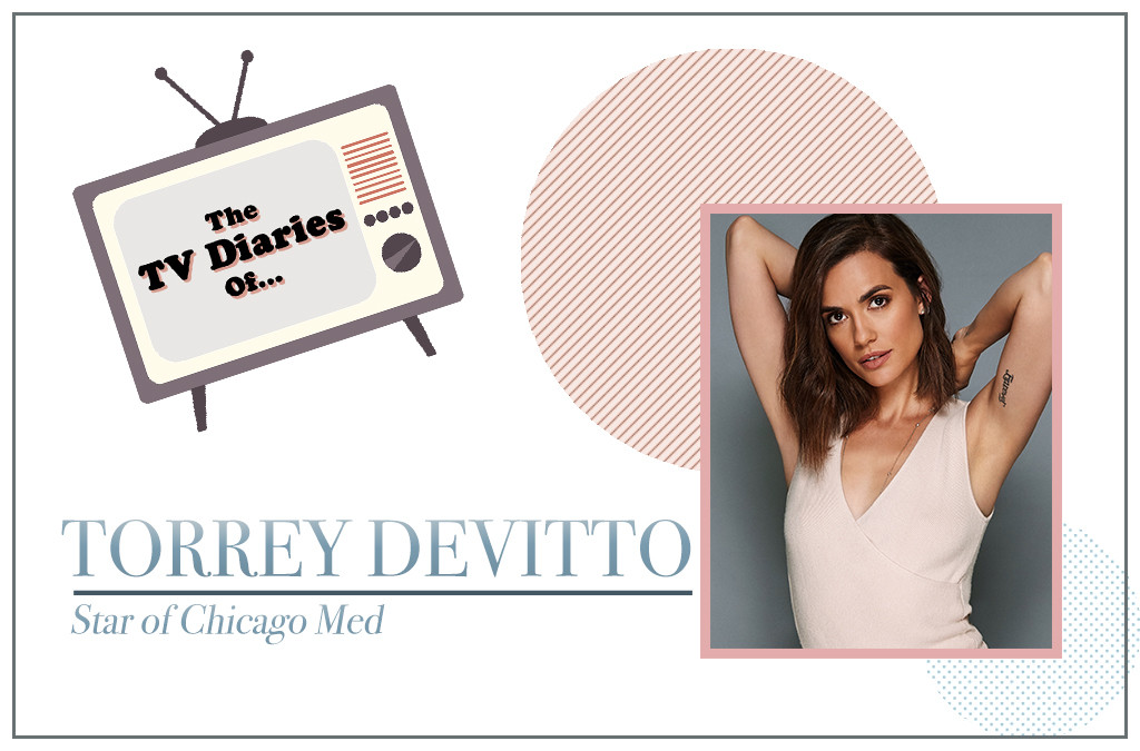 What They Watch: The TV Diaries of Torrey Devitto