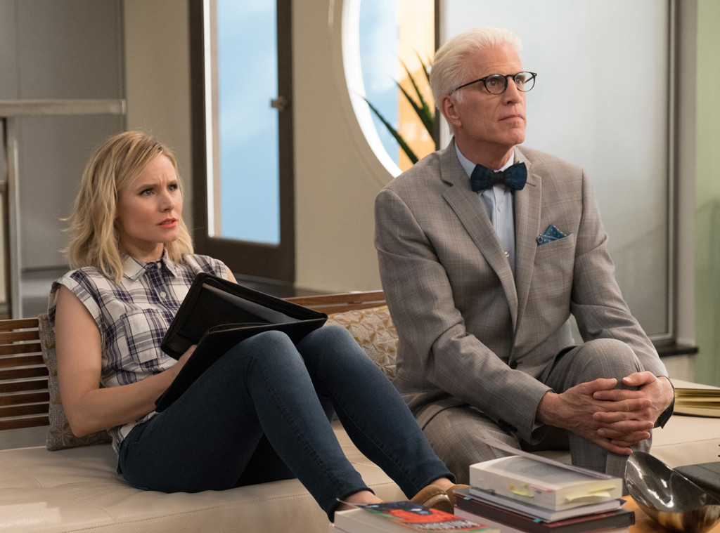 Kristen Bell, Ted Danson, The Good Place