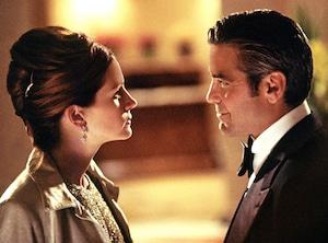 Ocean's Eleven, Julia Roberts, George Clooney