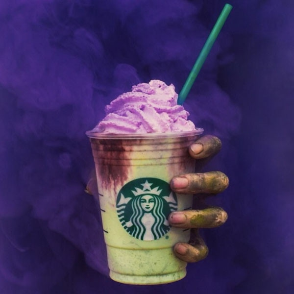 Starbucks, Zombie Frappuccino