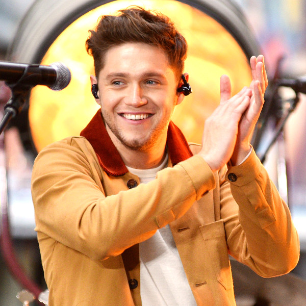 Niall Horan, The Today Show