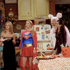 Friends Halloween Episode