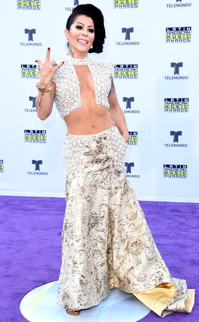 Alejandra Guzman, 2017 Latin American Music Awards