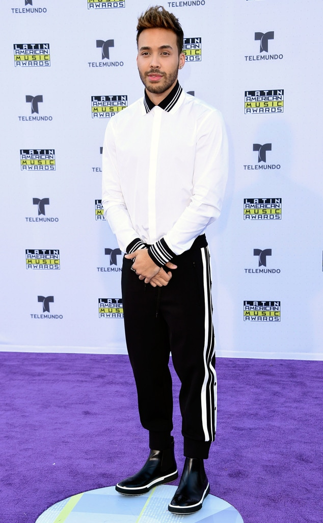 Prince Royce, 2017 Latin American Music Awards