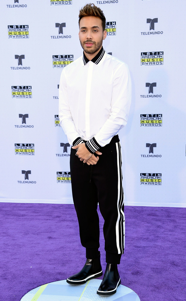 Prince Royce, 2017 Latin American Music Awards