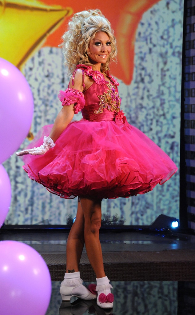Kelly Ripa, Halloween Costumes, Toddlers and Tiaras