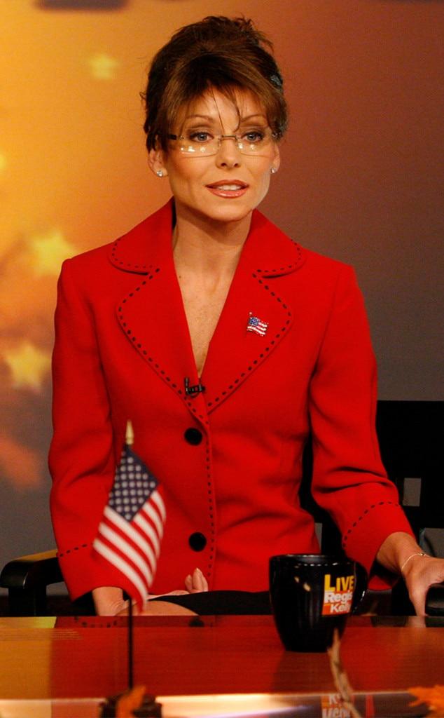 Kelly Ripa, Halloween Costumes, Sarah Palin