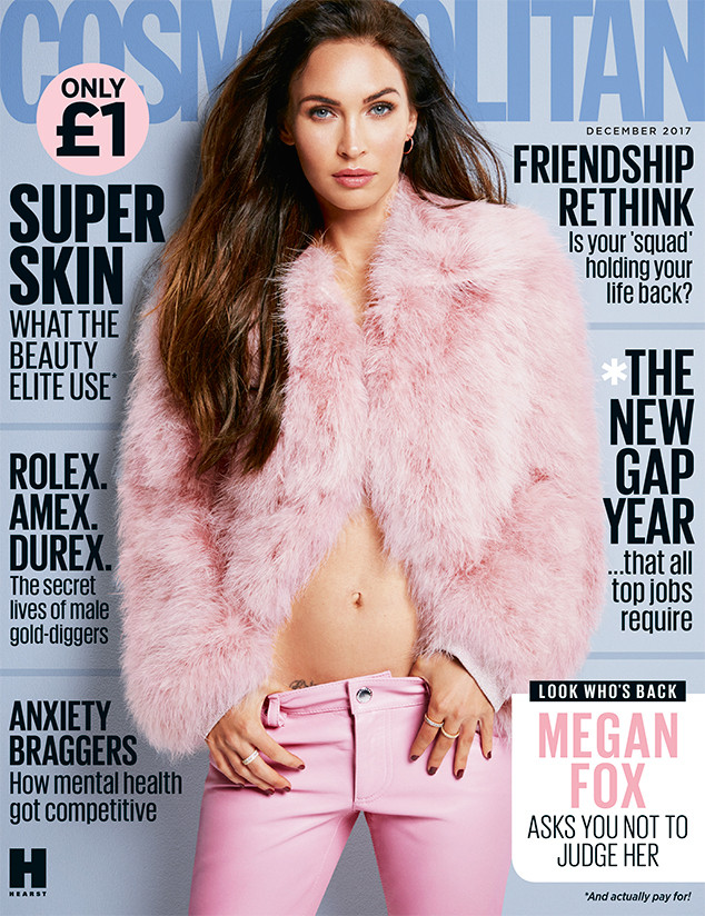 Megan Fox, Cosmopolitan UK
