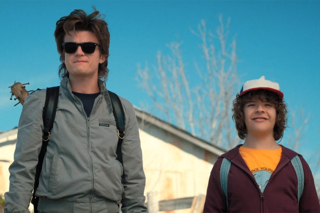 Joe Keery, Stranger Things