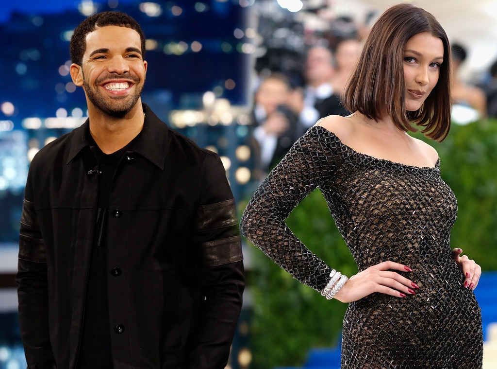 Bella Hadid Says Drake's