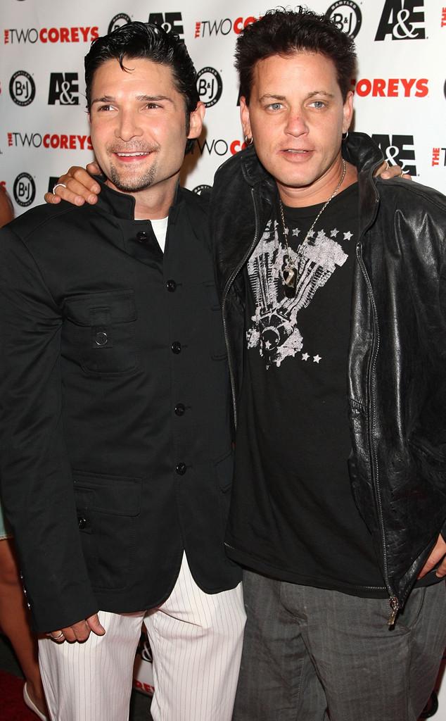 Corey Haim, Corey Feldman